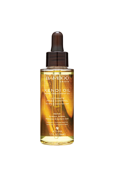Kendi Oil Ultimate Frizz Control Pure Treatment Oil for Thick & Coarse Hair